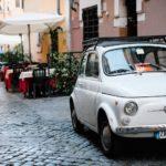 Rebrand in Rome