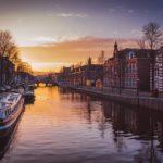 Amsterdam — 16 Years Later